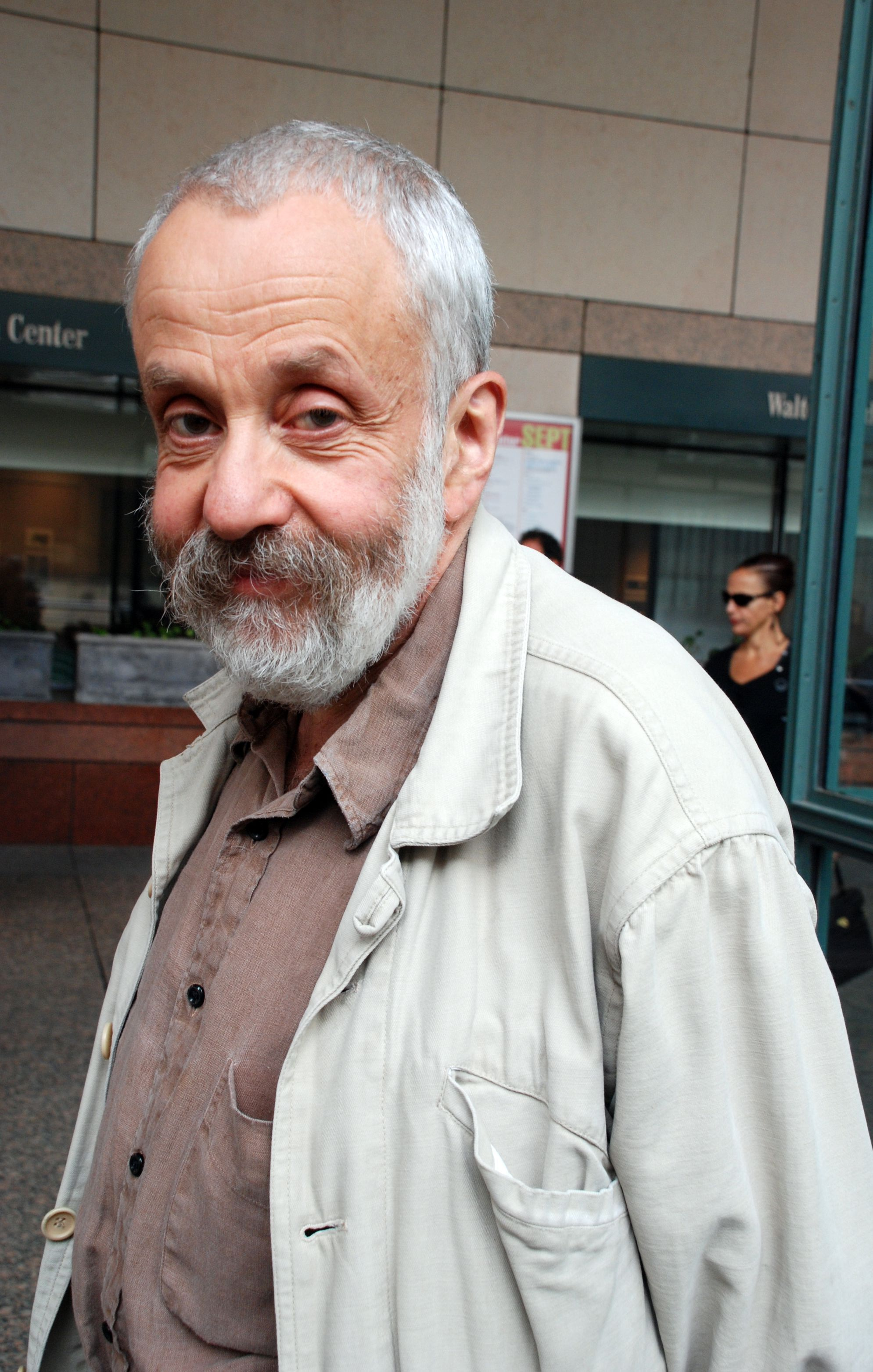 mike leigh films