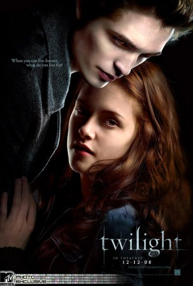 Robert Pattinson and Kristen Stewart star in the film adaptation of Stephenie Meyers Twilight